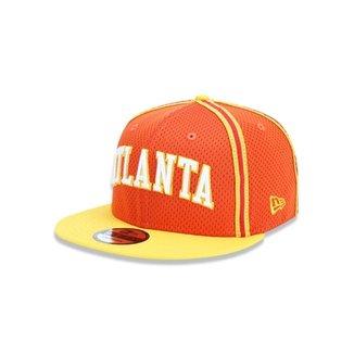 Boné 950 Atlanta Hawks NBA Aba Reta Snapback New Era dad4aaf3378