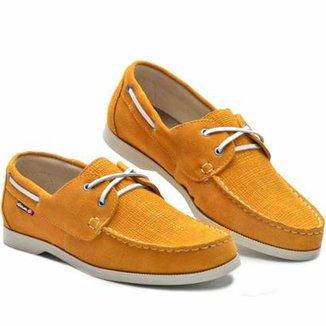 9bf03af74e Sider D R Shoes em Couro Masculino
