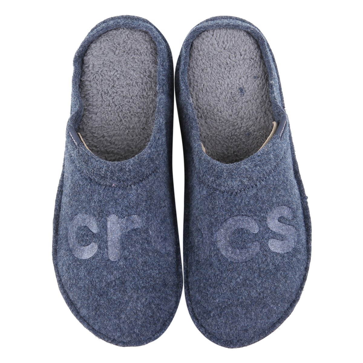Chinelo Crocs Logo Slipper