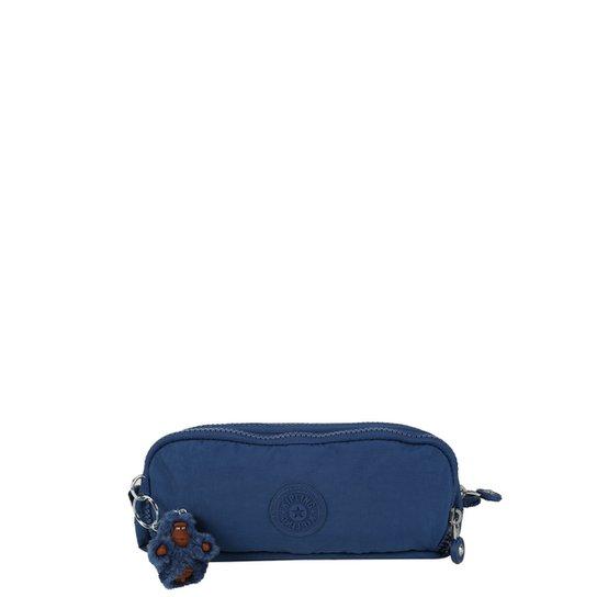 43048e277 Estojo Kipling Gitroy - Azul Escuro