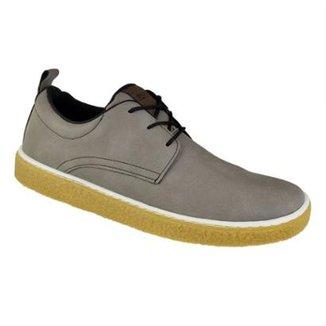 f5f1490ce Sapato Casual Cazzac Masculino