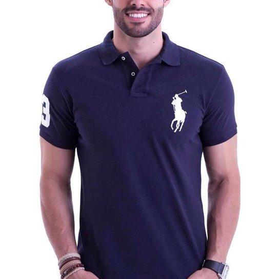 1475d5d3ad4 Camisa Polo Aramis Triztam Ralf - Azul Escuro - Compre Agora