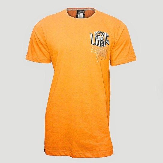f5662cb899 Camiseta Cyclone Premium Metal Masculino - Laranja - Compre Agora ...