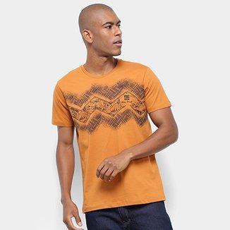 8addd25cd5 Camiseta Long Island Básica Masculina
