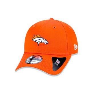 Boné 940 Denver Broncos NFL Aba Curva Snapback New Era 3ca7484ff2c