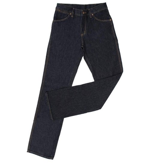 95cba4c021 Calça Jeans Country Tassa Masculina - Azul Escuro | Zattini