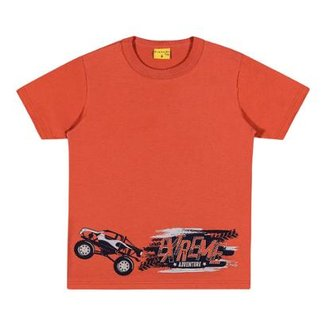 6fe990b8c5 Camiseta Bebê Mineral Kids Masculina