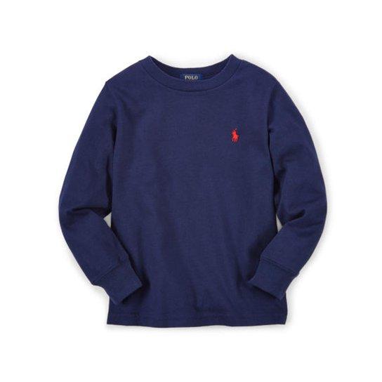 Camiseta Bebê Ralph Lauren Manga Longa Masculina - Compre Agora ... 0bc17bce9ab