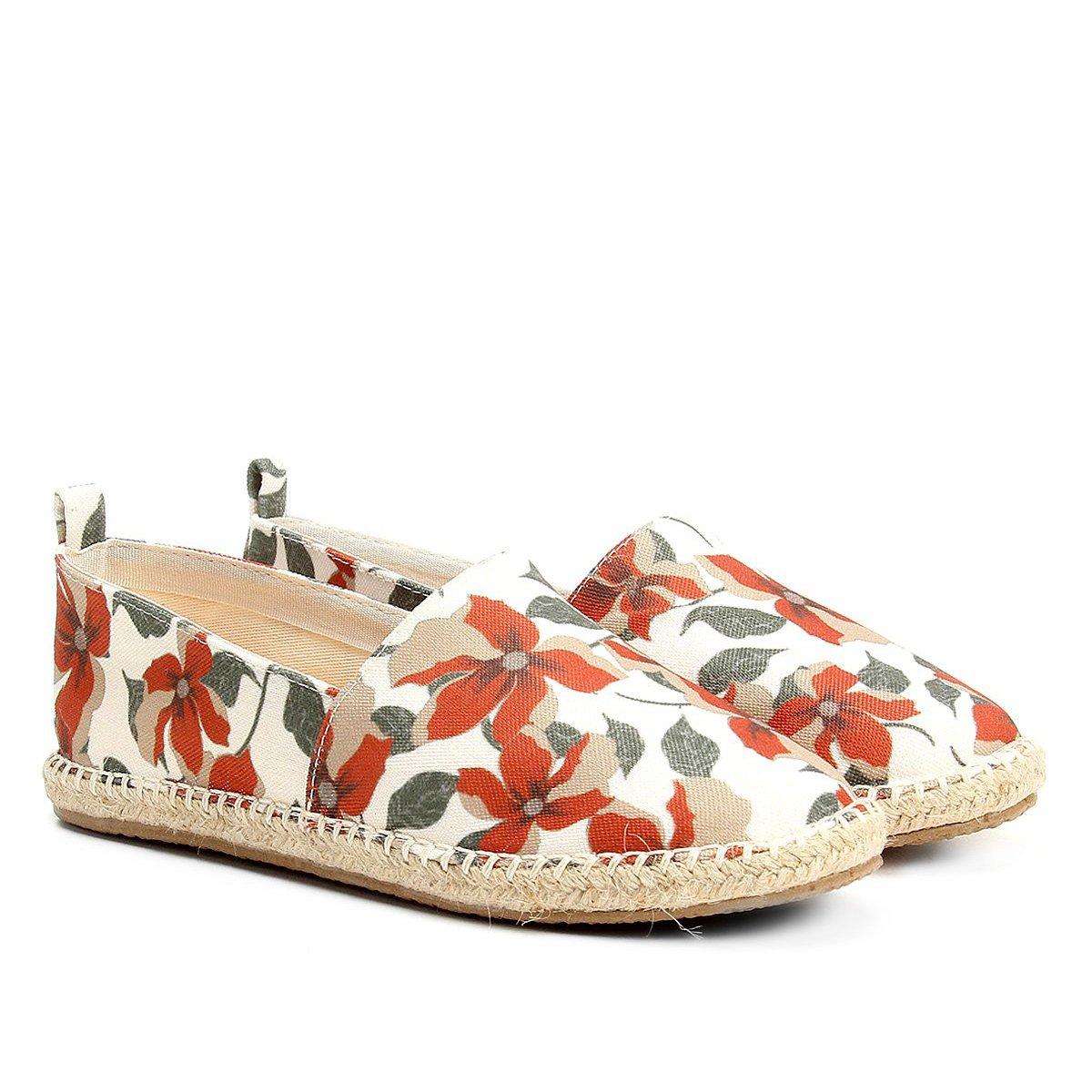 db8e639798 ... Sapatilha Shoestock Hibisco Feminina