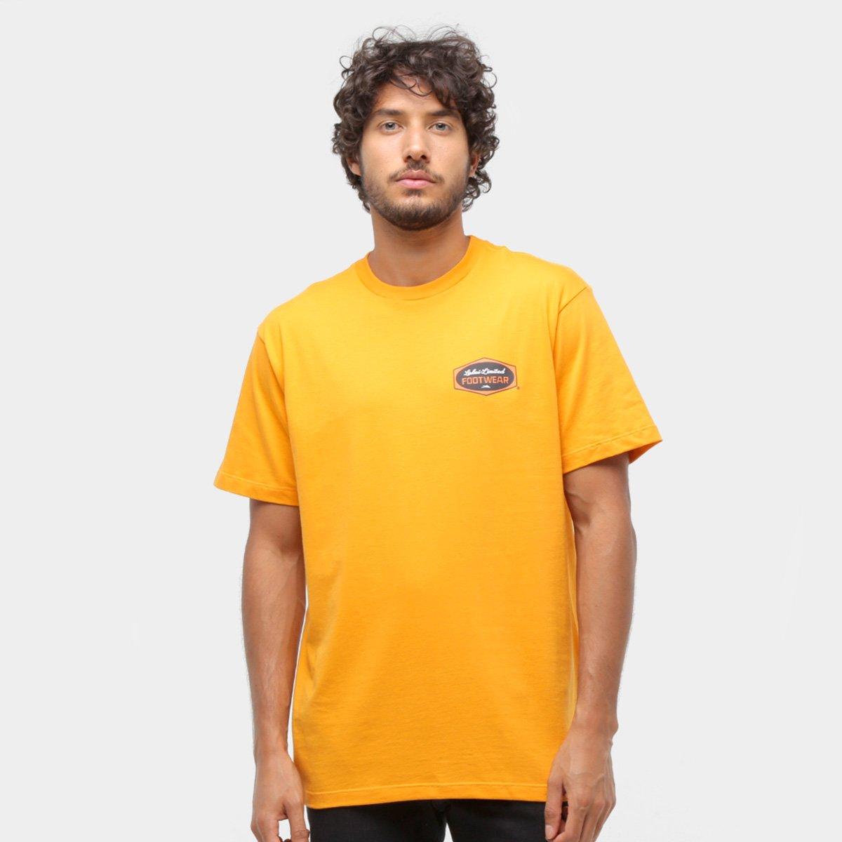 Camiseta Lakai Paint Masculina