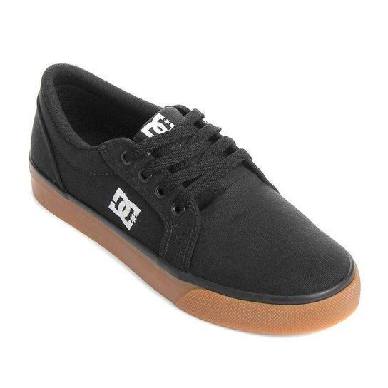 1b69958f3 Tênis DC Shoes Episo - Preto e Caramelo   Zattini
