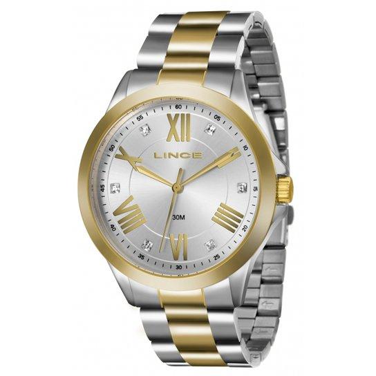 f18640ede58 Relógio Feminino Lince Misto Lrtj046l S3sk - Compre Agora