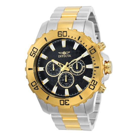 9ed04cdbf66 Relógio Invicta Analógico Pro Diver - 22545 Masculino - Compre Agora ...