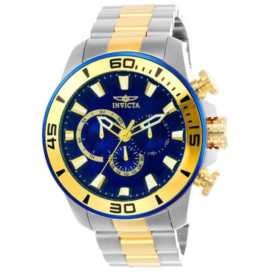fbfcddcdc6f Relógio Invicta Analógico Pro Diver - 22591 Masculino - Compre Agora ...