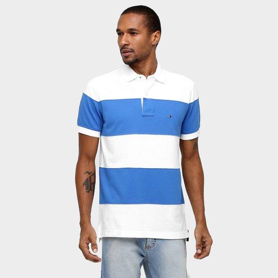5b0be86d955 Camisa Polo Tommy Hilfiger Listrada - Compre Agora