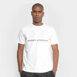 e7f577c0b72 Camiseta Under Armour Cc Sportstyle Logo Masculina