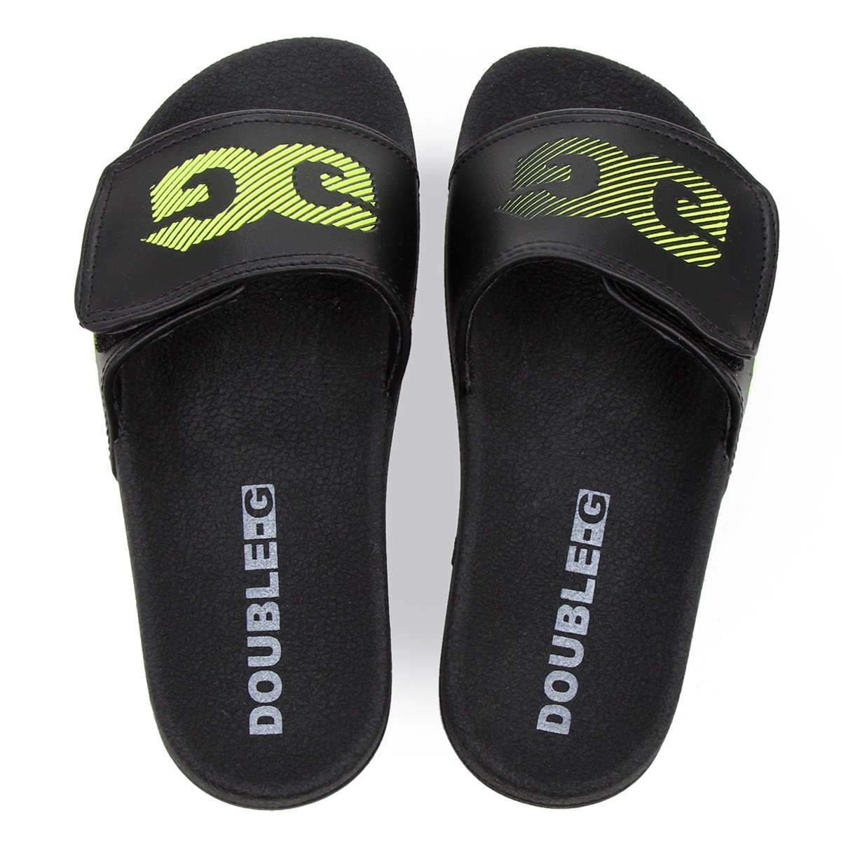 Chinelo Slide Double-G Urbano