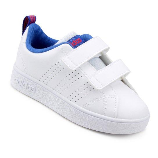 9b8ef49a0b72a Tênis Infantil Adidas Vs Advantage Clean Masculino - Compre Agora ...