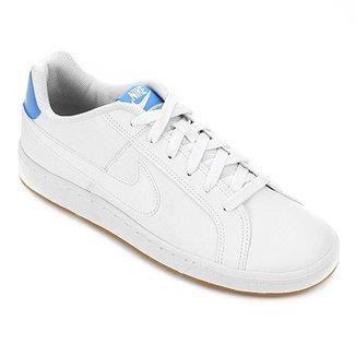 5b81c321e7 Tênis Couro Nike Court Royale Feminino