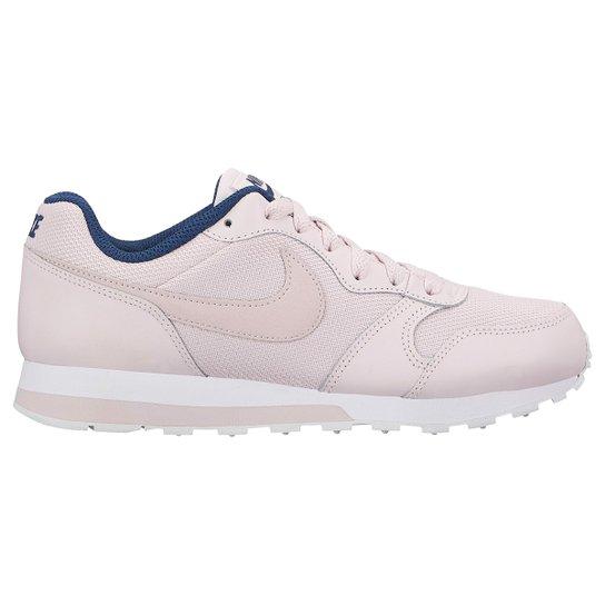 88e146d78 Tênis Infantil Nike Md Runner 2 - Rosa Claro - Compre Agora