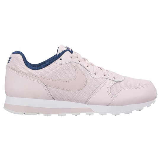 2c85c44e20b Tênis Infantil Nike Md Runner 2 - Rosa Claro - Compre Agora