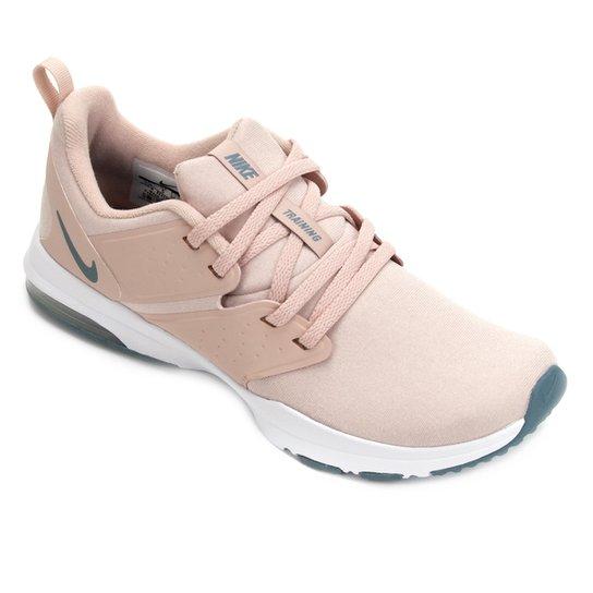 5b691f8a2d1 Tênis Nike Air Bella Tr Feminino - Rosa e Verde - Compre Agora