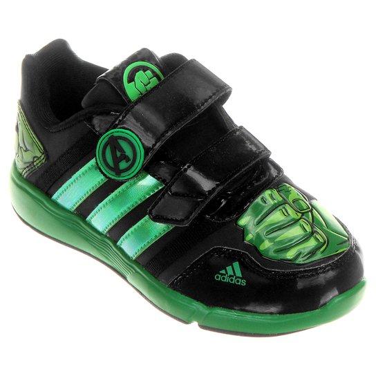 1c9cbdda012 Tênis Adidas Disney Vingadores Hulk Infantil - Compre Agora