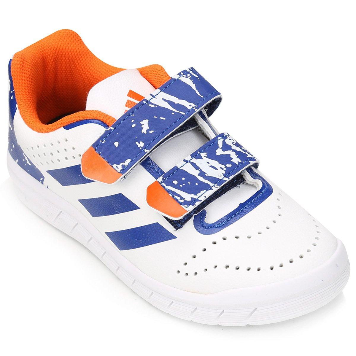 bfd846fdb7a Tênis Infantil Adidas Quicksport Cf C Velcro