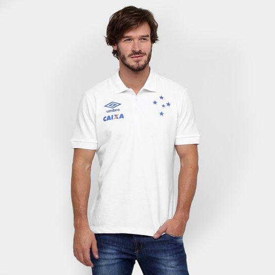 Camisa Polo Umbro Cruzeiro Viagem 2016 - Compre Agora  d21a70141fe25