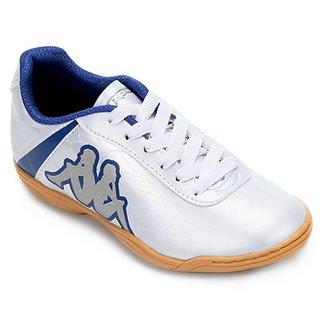 Chuteira Infantil Futsal Kappa Torpedo c19ee6251ac43