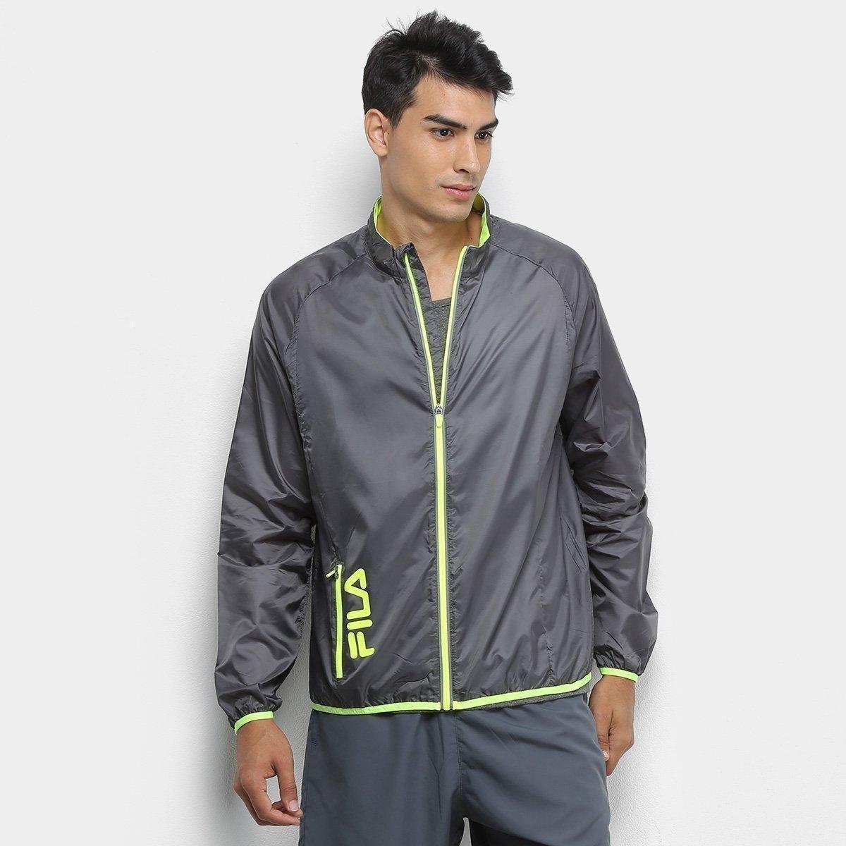 Jaqueta Fila Windbreak Pocket Masculina