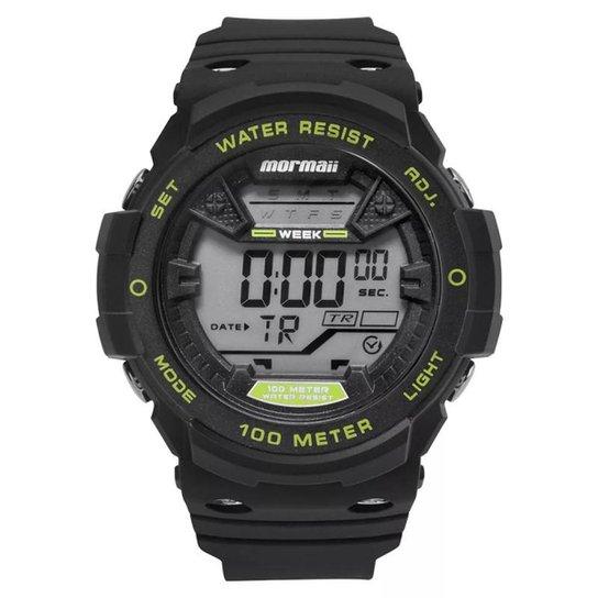 c1458fcd8 Relógio Mormaii Digital Wave MO3500A8A Preto Azul - Compre Agora ...
