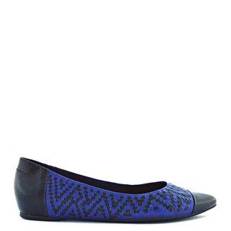 8ed1192ce Usaflex Feminino Azul Royal - Calçados | Zattini