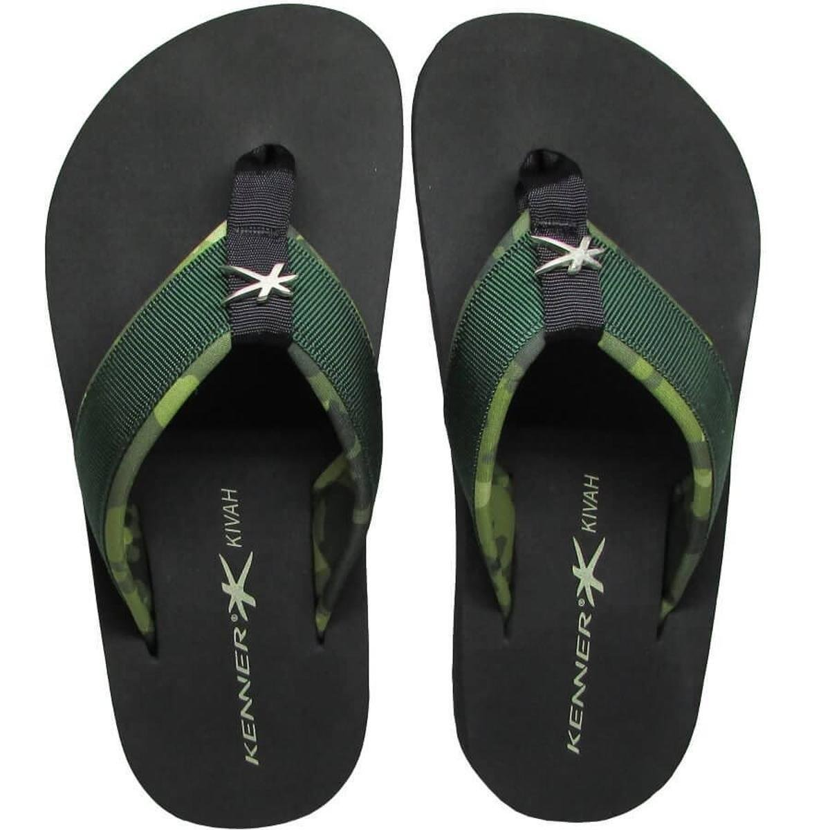 231451d48d Chinelo Kenner Kivah Force Masculino