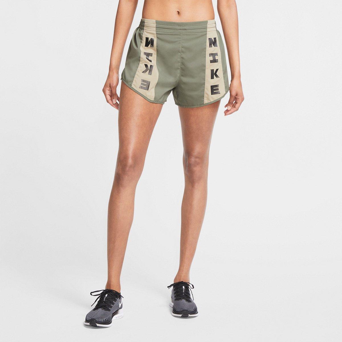 Short Nike Icon Clash Tempo Lux Feminino