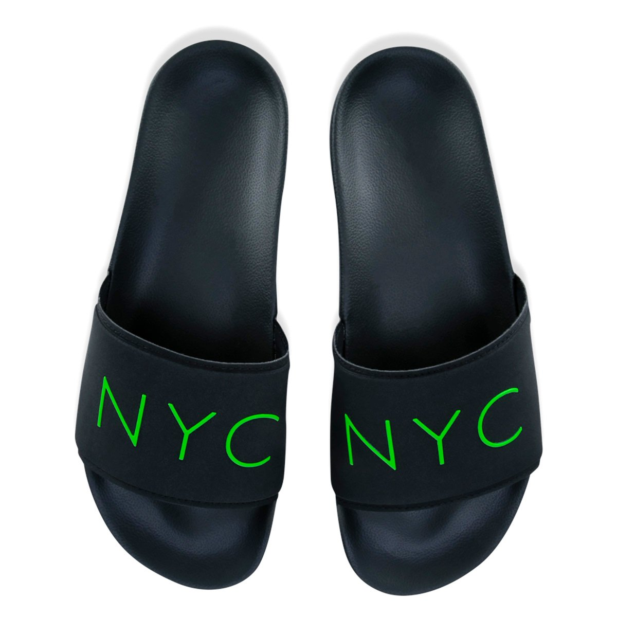 Chinelo Slide New Era NYC Box Masculino