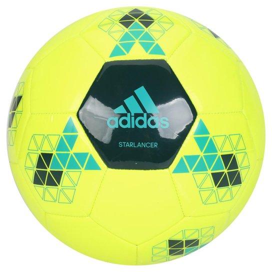ac39b67cfa Bola Futebol Campo Adidas Starlancer 5 - Verde Água+Amarelo
