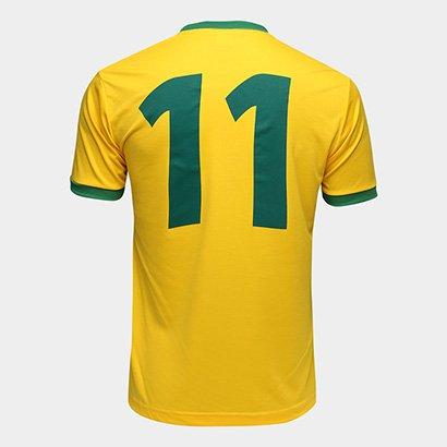 de2f67b3f554c ... Camisa Brasil 1994 n° 11 Lotto Masculina. Passe o mouse para ver o Zoom