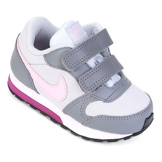 85094be3b1 Tênis Infantil Nike Md Runner 2