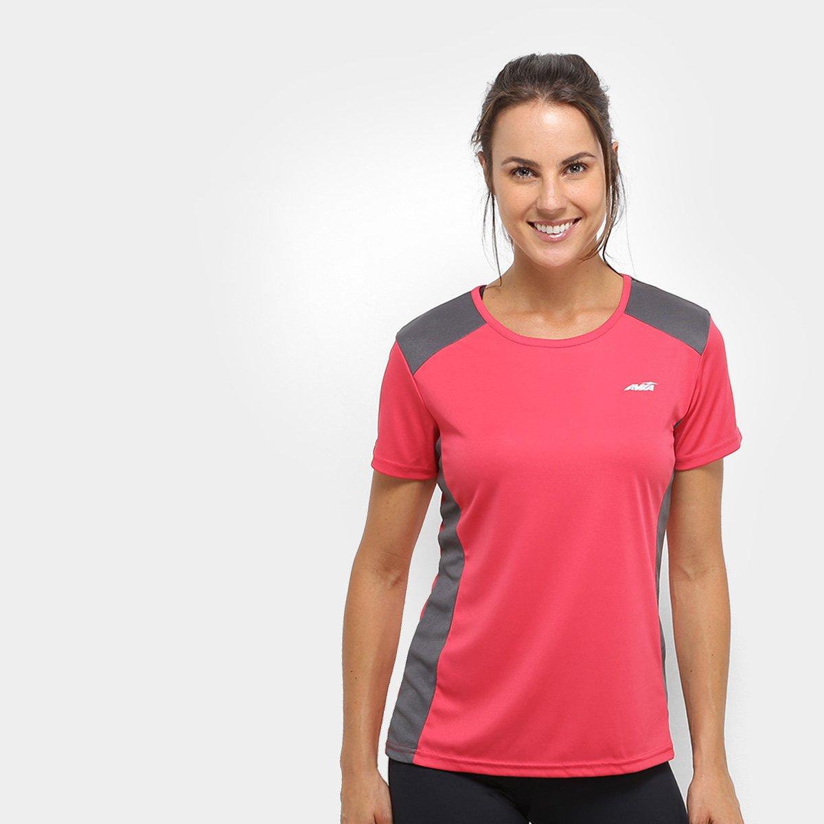 Camiseta Avia Leeds Feminina 4f6b36f092792