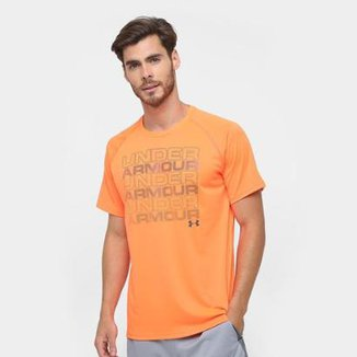 69071e4b91e Camiseta Under Armour Keep Staking Wm Masculina