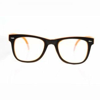 5d7903a8a8e20 Armação de óculos Thomaston Dobrável Preto e L