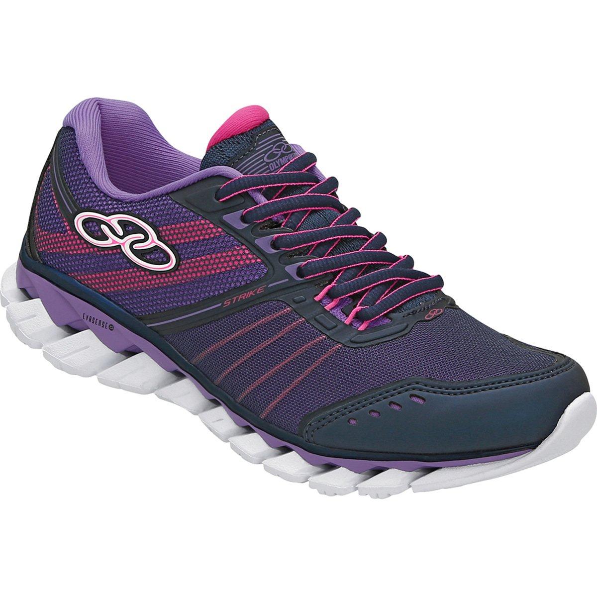 02b7e015f2 FornecedorNetshoes. Tênis Olympikus Strike Feminino