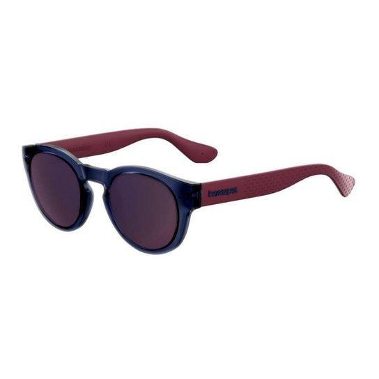 Óculos Havaianas Trancoso - Marinho e Vinho - Compre Agora   Zattini 0b2b144cfb