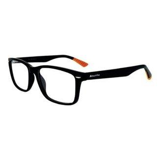 fc2646bca Armação Óculos De Grau Khatto Haste Masculino