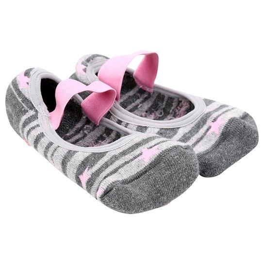 85566c8c1 Meia Sapatilha Lupo Home Socks Antiderrapante Estrelas - Compre ...
