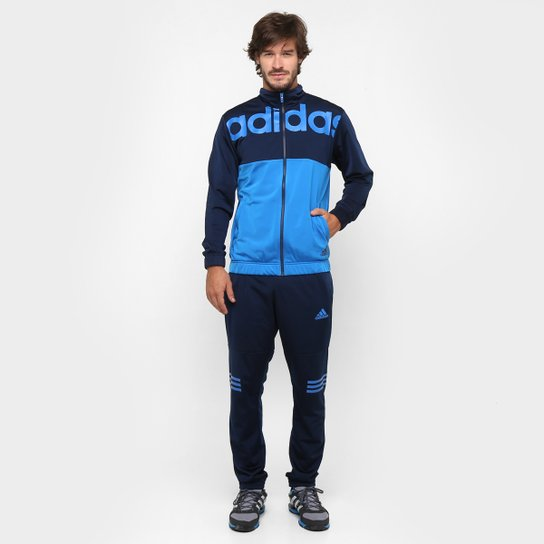 Agasalho Adidas Bts Knit - Compre Agora  e985f84d35ac3