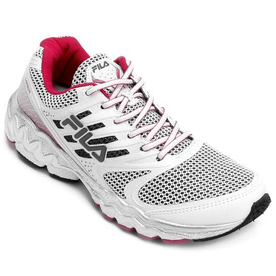 8db4c6971b6 Tênis Fila Viper Feminino - Branco e Pink - Compre Agora