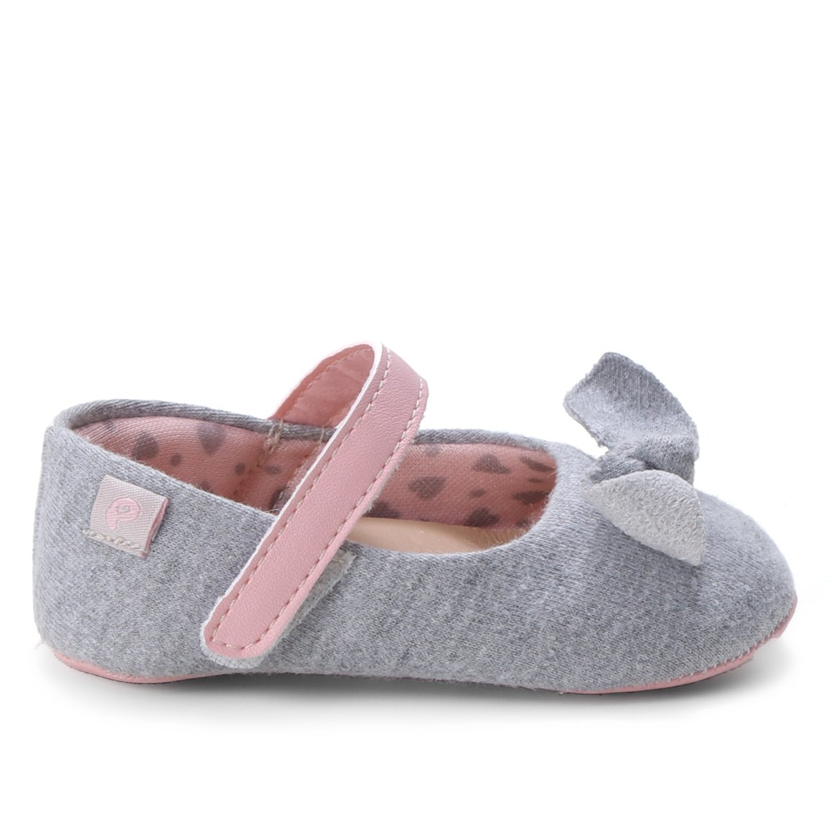 Sapato Bebê Pampili Nina Malha Antiviral Feminino