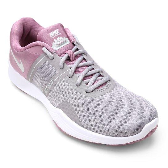 02d24599c9 Tênis Nike City Trainer 2 Feminino - Rosa - Compre Agora